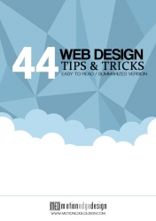 44 Web Design Tips & Tricks